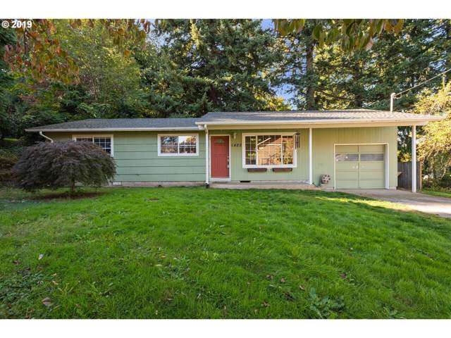 1425 NE 160TH Ave, Portland, OR 97230 (MLS #19247722) :: Change Realty