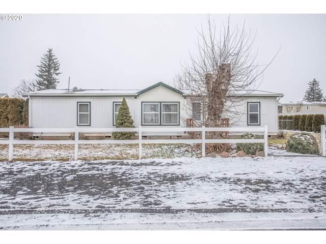 160 NE College, Dufur, OR 97021 (MLS #19247868) :: McKillion Real Estate Group