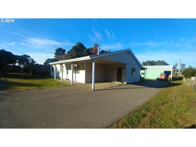 94525 Chandler Rd, Gold Beach, OR 97444 (MLS #19248198) :: The Liu Group