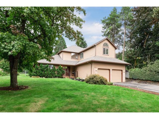 9950 SE 145TH Ave, Happy Valley, OR 97086 (MLS #19249417) :: Matin Real Estate Group