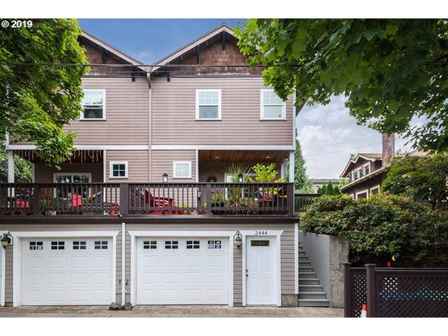 2444 SE Yamhill St, Portland, OR 97214 (MLS #19249888) :: Next Home Realty Connection