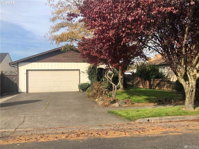 467 21ST Ave, Longview, WA 98632 (MLS #19250055) :: Townsend Jarvis Group Real Estate