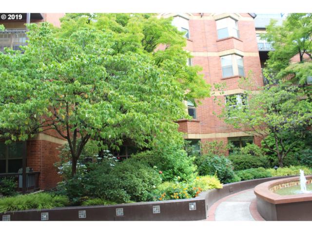 1500 SW Park Ave #415, Portland, OR 97201 (MLS #19250225) :: McKillion Real Estate Group