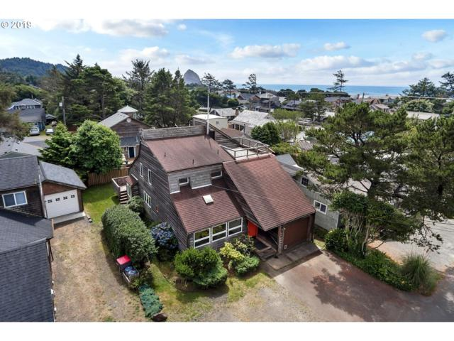 139 E Adams, Cannon Beach, OR 97110 (MLS #19250339) :: Change Realty