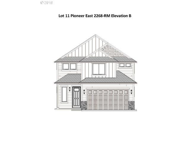 1350 S Quail Hill Pl Lot11, Ridgefield, WA 98642 (MLS #19250705) :: Portland Lifestyle Team