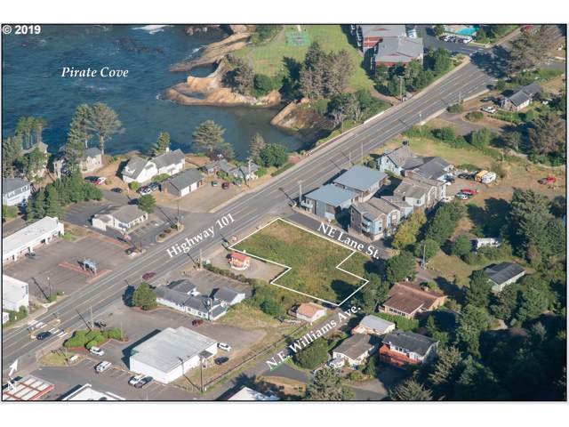 NE Williams Ave, Depoe Bay, OR 97341 (MLS #19252182) :: Townsend Jarvis Group Real Estate
