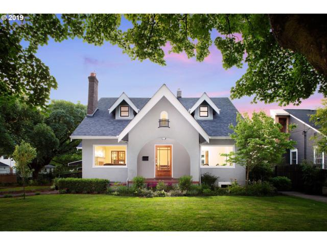 4111 NE Laddington Ct, Portland, OR 97232 (MLS #19252825) :: Matin Real Estate Group