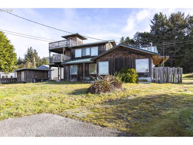 94657 Grange Rd, Gold Beach, OR 97444 (MLS #19253118) :: Cano Real Estate