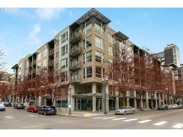 1125 NW 9TH Ave #521, Portland, OR 97209 (MLS #19253764) :: TLK Group Properties