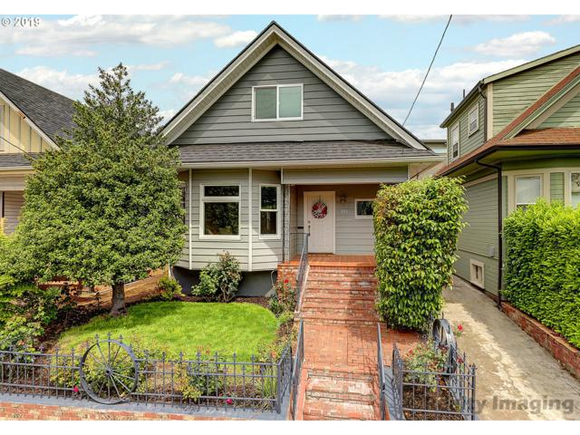 101 N Blandena St, Portland, OR 97217 (MLS #19254339) :: Gregory Home Team | Keller Williams Realty Mid-Willamette