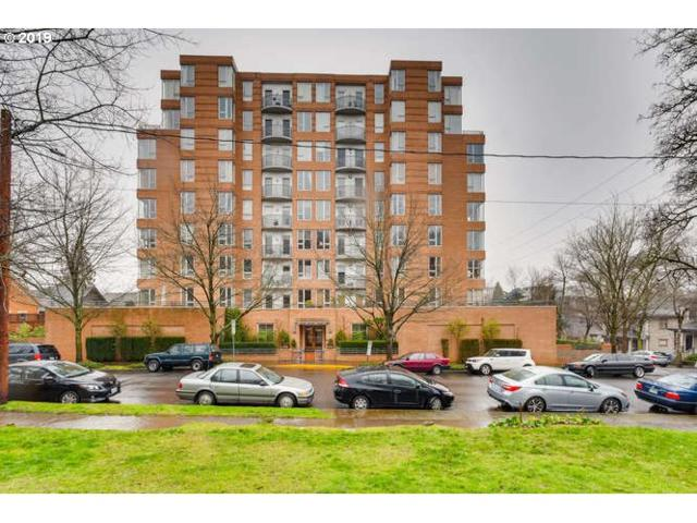 1132 SW 19TH Ave #412, Portland, OR 97205 (MLS #19254340) :: The Galand Haas Real Estate Team