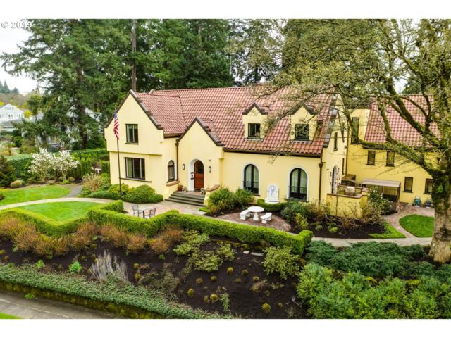 2928 SE Woodstock Blvd SE, Portland, OR 97202 (MLS #19255843) :: Fox Real Estate Group