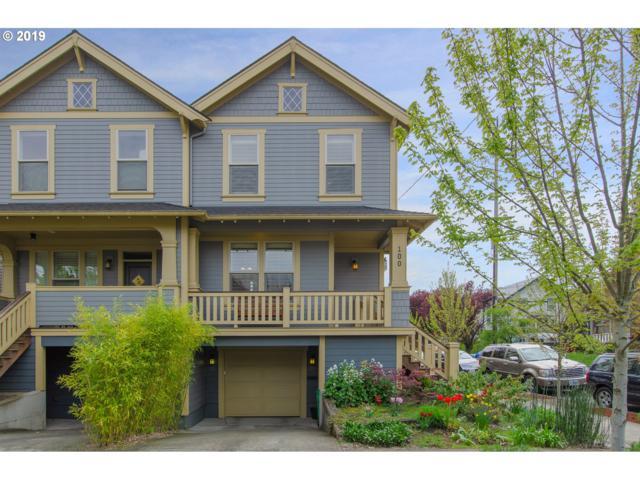 100 NE Ivy St, Portland, OR 97212 (MLS #19255918) :: Song Real Estate