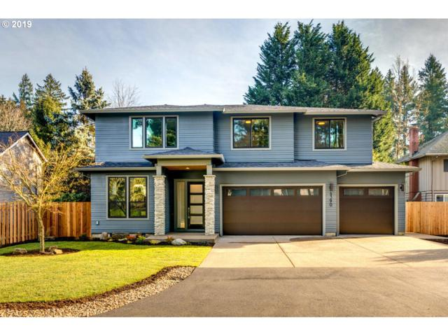 4390 Sunset Dr, Lake Oswego, OR 97035 (MLS #19256486) :: Next Home Realty Connection