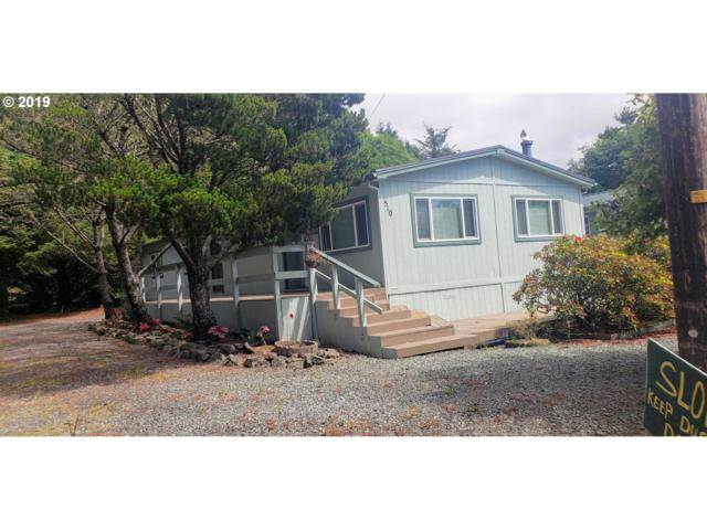510 S Dolphin St, Rockaway Beach, OR 97136 (MLS #19257169) :: Matin Real Estate Group