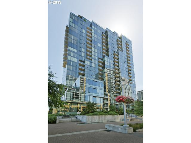 841 SW Gaines St #2206, Portland, OR 97239 (MLS #19257892) :: Matin Real Estate Group