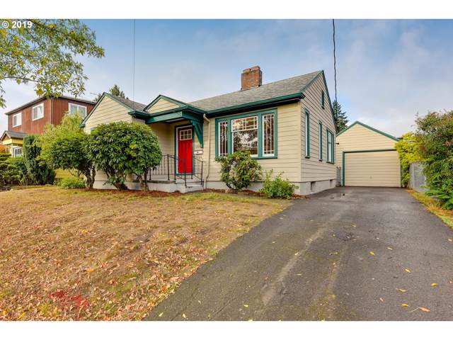 1215 NE 70TH Ave, Portland, OR 97213 (MLS #19258101) :: Townsend Jarvis Group Real Estate