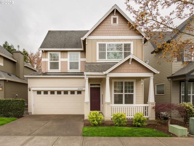 20742 SW Rosemount St, Beaverton, OR 97078 (MLS #19259303) :: Matin Real Estate Group