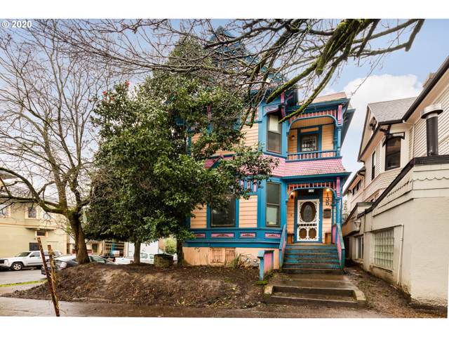 135 SE 12TH Ave, Portland, OR 97214 (MLS #19259863) :: Song Real Estate