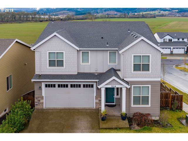 956 Heartwood Ave, Forest Grove, OR 97116 (MLS #19260904) :: The Lynne Gately Team