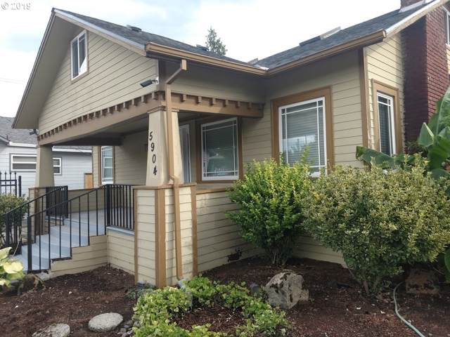5904 NE Sandy Blvd, Portland, OR 97213 (MLS #19261140) :: The Liu Group
