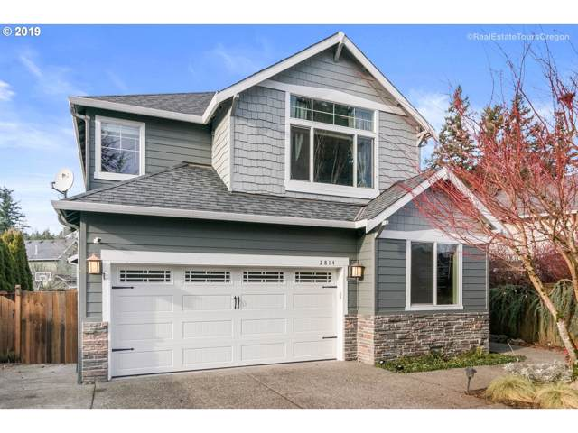 2814 NE 183RD Ct, Vancouver, WA 98682 (MLS #19262628) :: Next Home Realty Connection