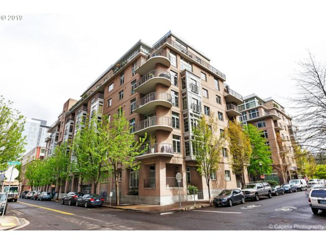 1130 NW 12TH Ave #306, Portland, OR 97209 (MLS #19263749) :: The Sadle Home Selling Team