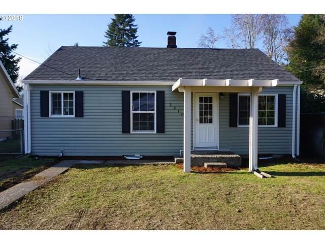 2410 Neals Ln, Vancouver, WA 98661 (MLS #19264586) :: Fox Real Estate Group