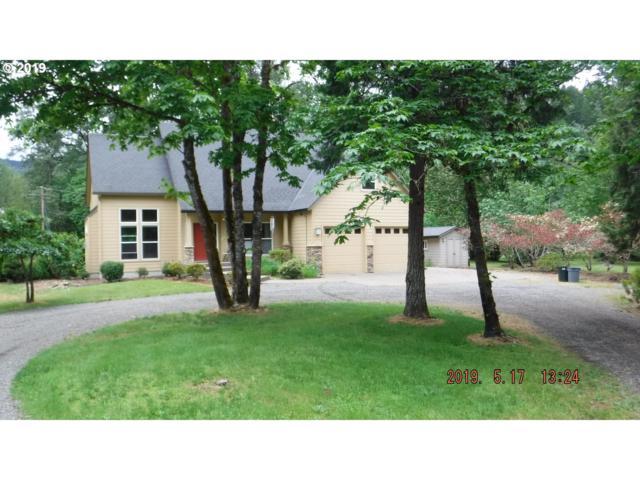 76400 Thatcher Ln, Oakridge, OR 97463 (MLS #19265335) :: Song Real Estate