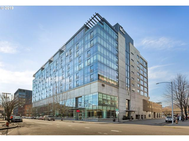 1410 NW Kearney St #910, Portland, OR 97209 (MLS #19266729) :: The Liu Group