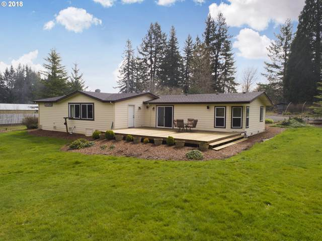 23175 SE Borges Rd, Damascus, OR 97089 (MLS #19268757) :: Gregory Home Team | Keller Williams Realty Mid-Willamette