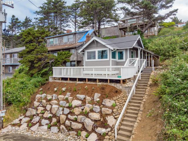 1335 Pacific Ave, Oceanside, OR 97134 (MLS #19268988) :: Matin Real Estate Group