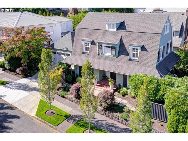 2205 SW 17TH Ave, Portland, OR 97201 (MLS #19269069) :: Next Home Realty Connection