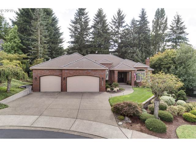 14375 SW Koven Ct, Tigard, OR 97224 (MLS #19269372) :: Team Zebrowski