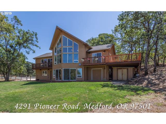 4291 Pioneer Rd, Medford, OR 97501 (MLS #19270208) :: Cano Real Estate