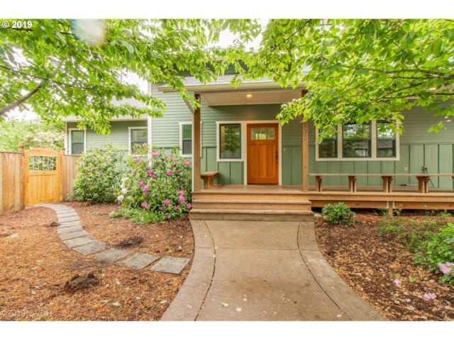 132 E Hilliard Ln, Eugene, OR 97404 (MLS #19270918) :: Song Real Estate