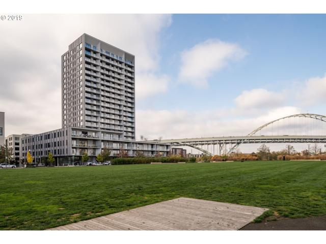 1150 NW Quimby St #306, Portland, OR 97209 (MLS #19271886) :: The Sadle Home Selling Team