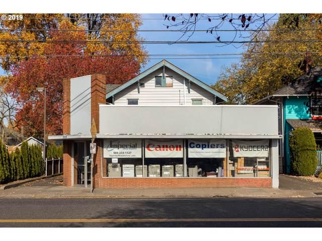 3929 SE Hawthorne Blvd, Portland, OR 97214 (MLS #19272791) :: Change Realty
