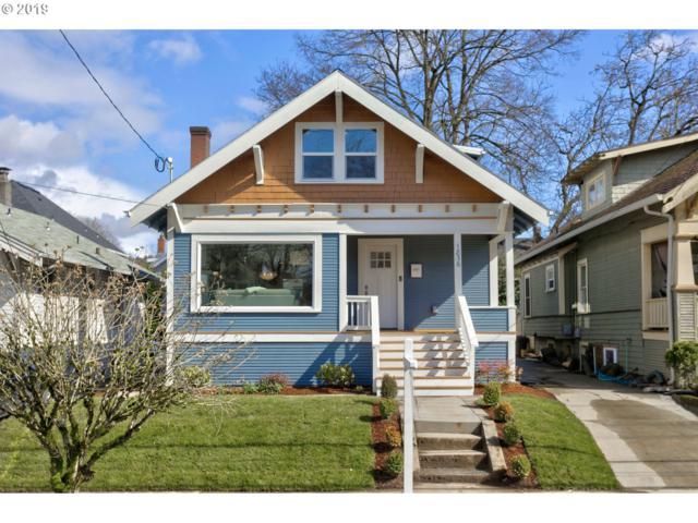 1836 SE 45TH Ave, Portland, OR 97215 (MLS #19273124) :: Portland Lifestyle Team