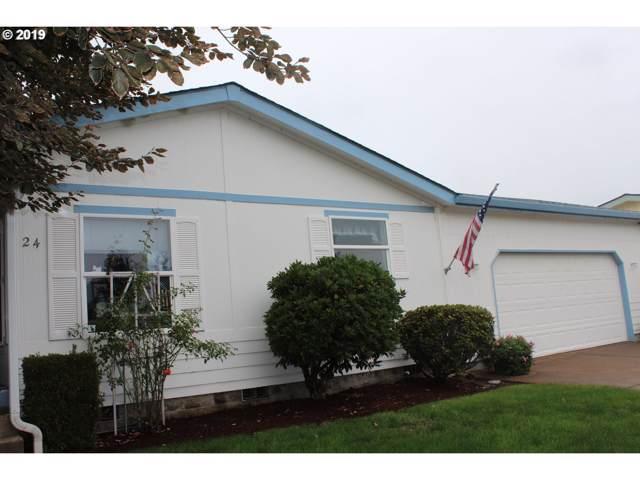 3220 Crescent Ave Sp 24, Eugene, OR 97408 (MLS #19273260) :: Team Zebrowski