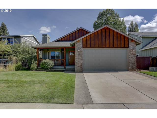 2462 NW Summerhill Dr, Bend, OR 97703 (MLS #19273610) :: R&R Properties of Eugene LLC