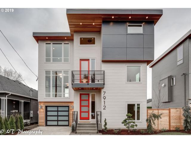 7912 N Burrage St, Portland, OR 97217 (MLS #19274359) :: Fox Real Estate Group