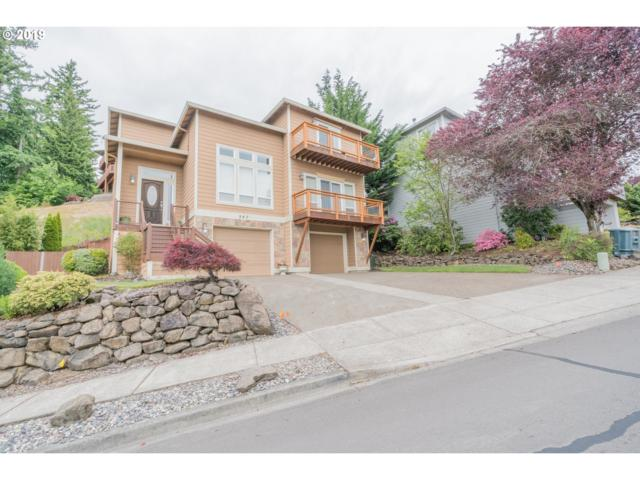 943 W Y St, Washougal, WA 98671 (MLS #19276842) :: Townsend Jarvis Group Real Estate