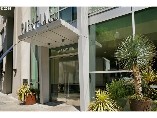 922 NW 11TH Ave #107, Portland, OR 97209 (MLS #19277211) :: Skoro International Real Estate Group LLC