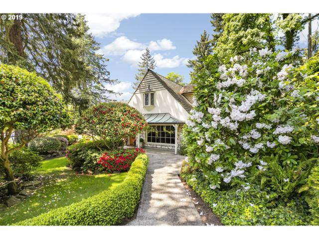 720 Southview Rd, Lake Oswego, OR 97034 (MLS #19278400) :: TK Real Estate Group