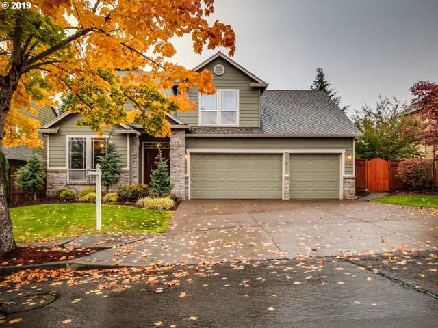 16479 SE Widgeon Ln, Damascus, OR 97089 (MLS #19278895) :: Townsend Jarvis Group Real Estate