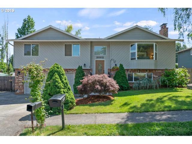2002 SE Elliott Pl, Gresham, OR 97080 (MLS #19279599) :: Next Home Realty Connection