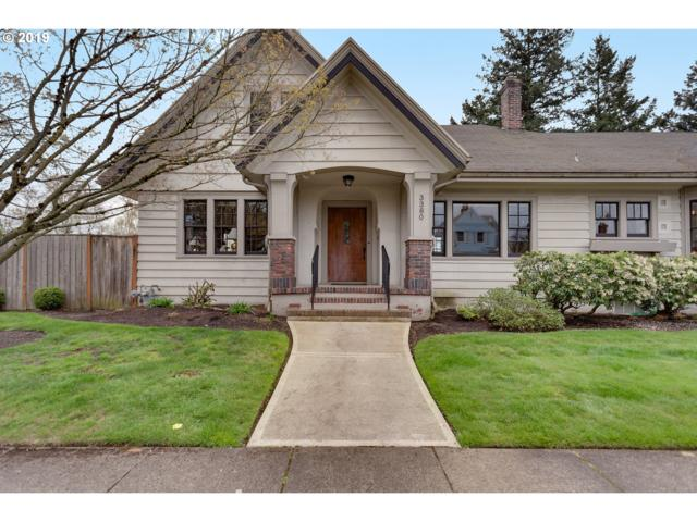 3380 NE Fremont St, Portland, OR 97212 (MLS #19280200) :: The Sadle Home Selling Team