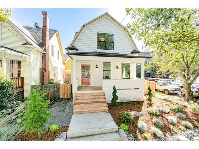 936 SE 35TH Ave, Portland, OR 97214 (MLS #19280354) :: McKillion Real Estate Group