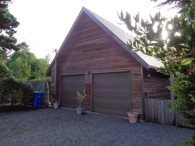 535 NW Spencer Ave, Depoe Bay, OR 97341 (MLS #19281232) :: Song Real Estate
